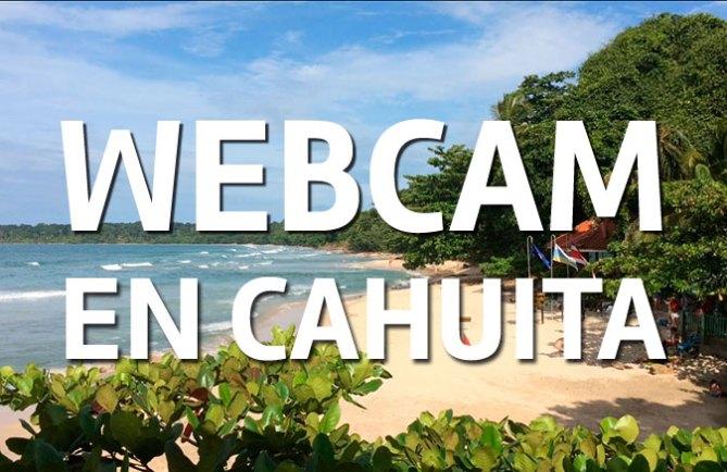 Webcam Cahuita