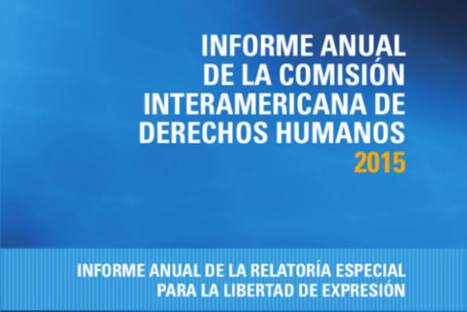 InformeAnual2015RELE