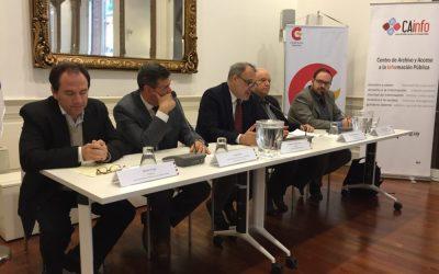 Operadores del sistema judicial y periodistas debatieron sobre libertad de expresión