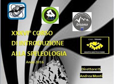 alto_Locandina Corso Introduzione Speleo 2016