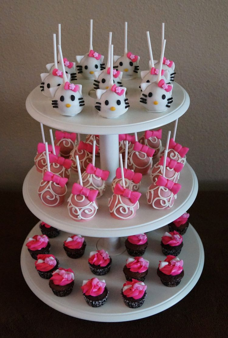 wedding cake pops wedding cake pops Wedding Cake Pops Tower