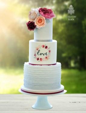 West Midlands Wedding Cakes
