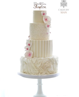 Cakes by Sian   Wedding Cakes West Midlands