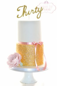 SPARKLY.SEQUIN.PEONY.CAKE.GOLD.PINK