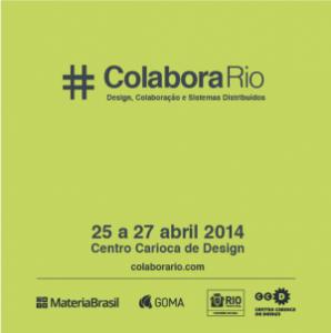 Imagem #Colabora Rio, evento de Design, Colaboração e Sistemas Distribuídos