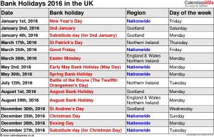 Calendar for Junior and Senior School | Up Government Holiday Calendar ...