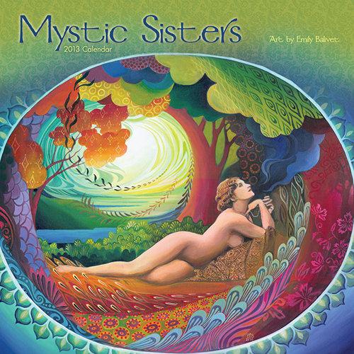 goddesses balvet calendar 2013