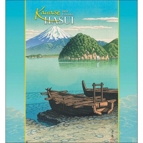 Japanese Woodblock Calendars