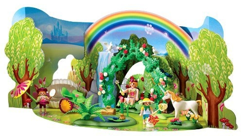 fairy world playmobil advent calendar