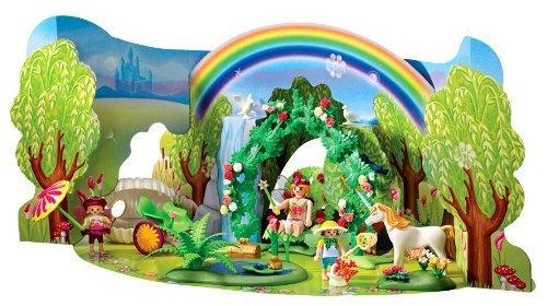 fairy world playmobil advent calendar