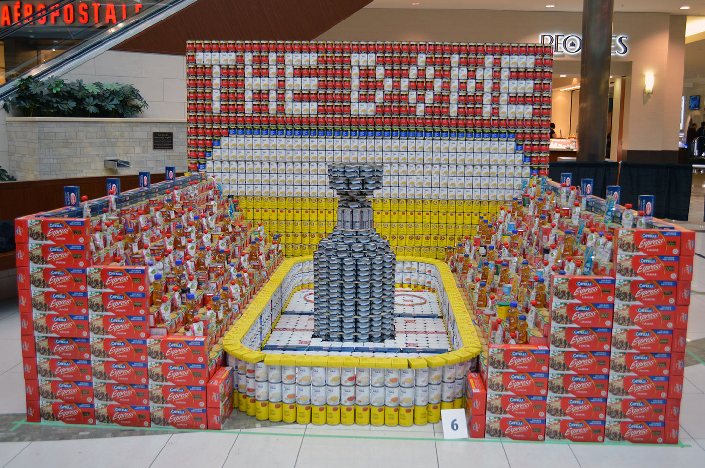 Canstruction 2015