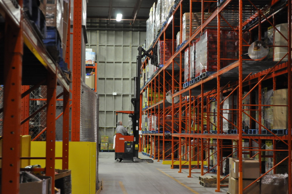 From church basement to 60,000 sq ft building