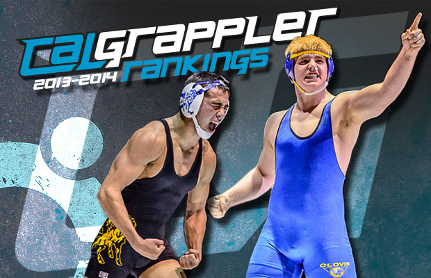 CalGrappler Rankings