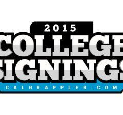 College Signings 2015