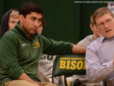 Rivera Named Head Wrestling Coach at CSU Bakersfield