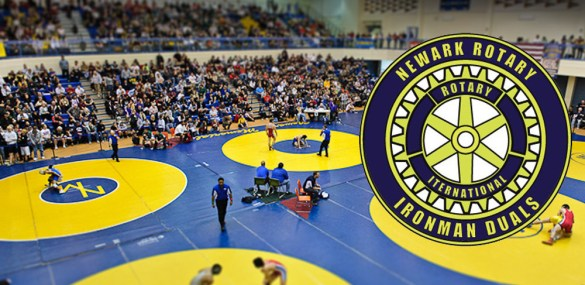 1st Annual Rich Swift Memorial Ironman Wrestling Duals