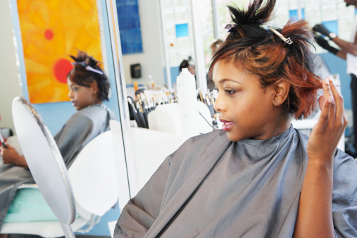 Beauty Shop Hazards: Potential Toxins in African-American Hair Products