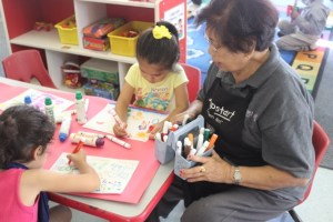 How uniting kids, elders helps both