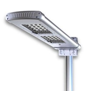 Latarnia uliczna i głowica solarna LED marki Calidus