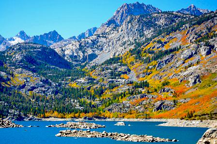 Remembering Lake Sabrina at Peak (10/1/14) Jared Smith
