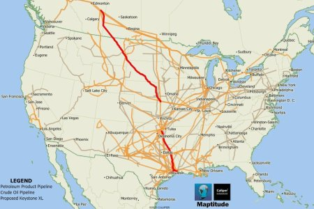 Map Of US Oil Pipelines The Big Picture Pipeline Shutdown - Map is us