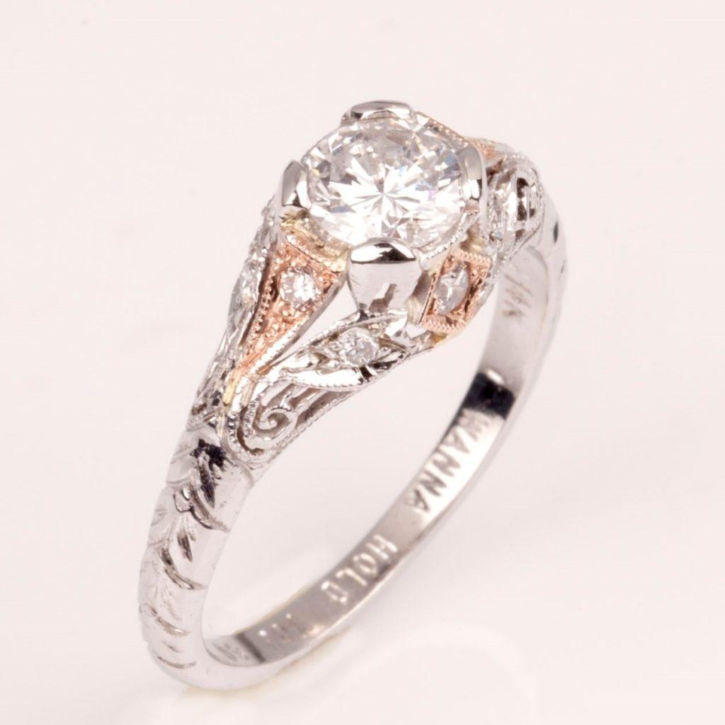 Mesmerizing Engagement Ring Eight Most Trends Engagement Ring Styles Also Known As Or Rose G Is A Galloy That Can Give Your Engagement Ring A Touch Short Fingers Engagement Ring Styles Women wedding rings Engagement Ring Styles
