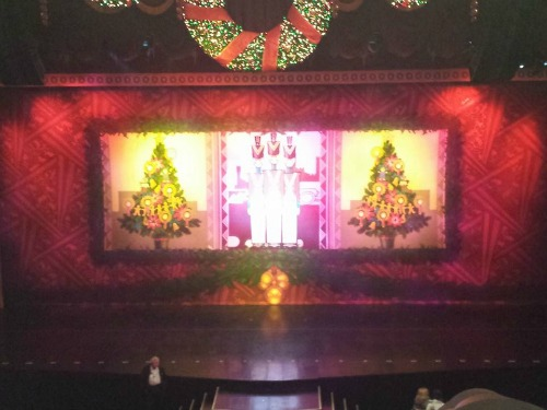 Rockettes stage Gaylord Opryland Resort