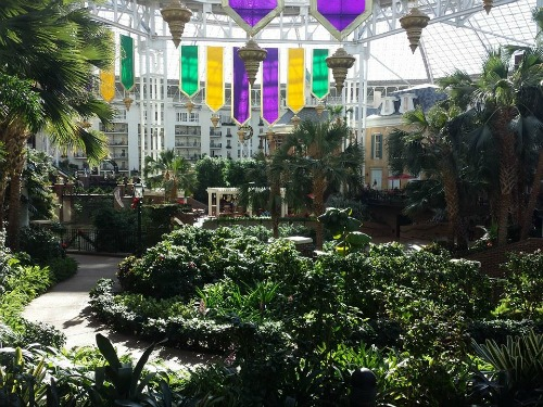 Garden- Gaylord Opryland Resort