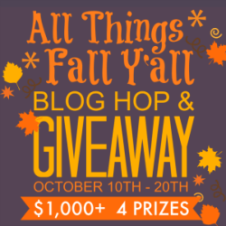 It's Fall Y'all | Crafts Food + Giveaway