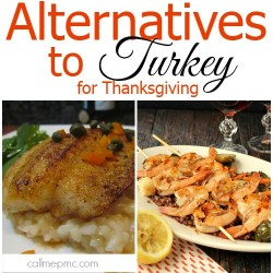 Alternatives to Turkey for Thanksgiving