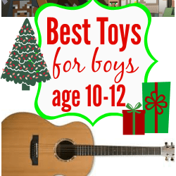 Best Toys Boys ages 10-12