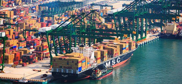 Segunda mayor naviera propuso nueva terminal de contenedores