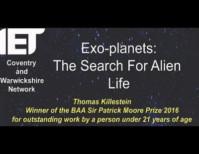 EXO-PLANETS: The Search for Alien Life