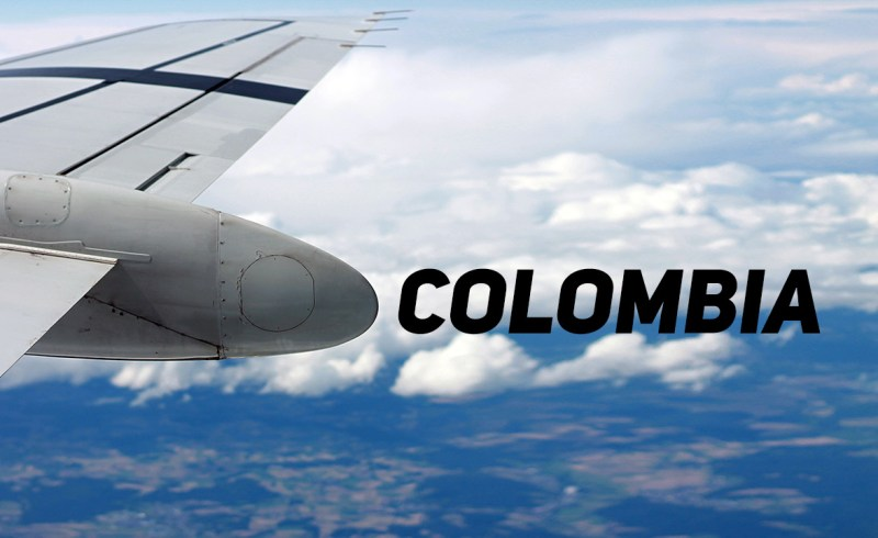 colombia trip