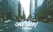 one way (hebrews)