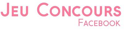 Jeu concours blog