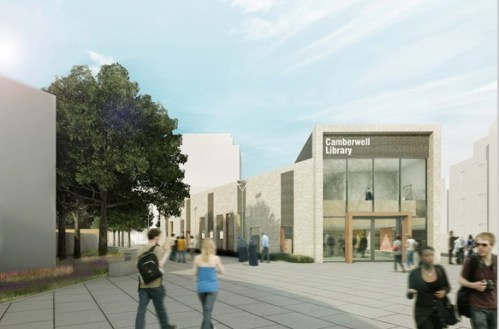 New Camberwell Library