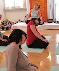 Yoga post parto @ Associazione Culturale Cambiapiano | Roma | Lazio | Italia