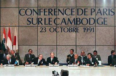 Paris Peace Agreements 23 Oct 1991-Khmer