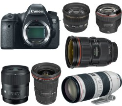 Small Of Canon Full Frame Lenses
