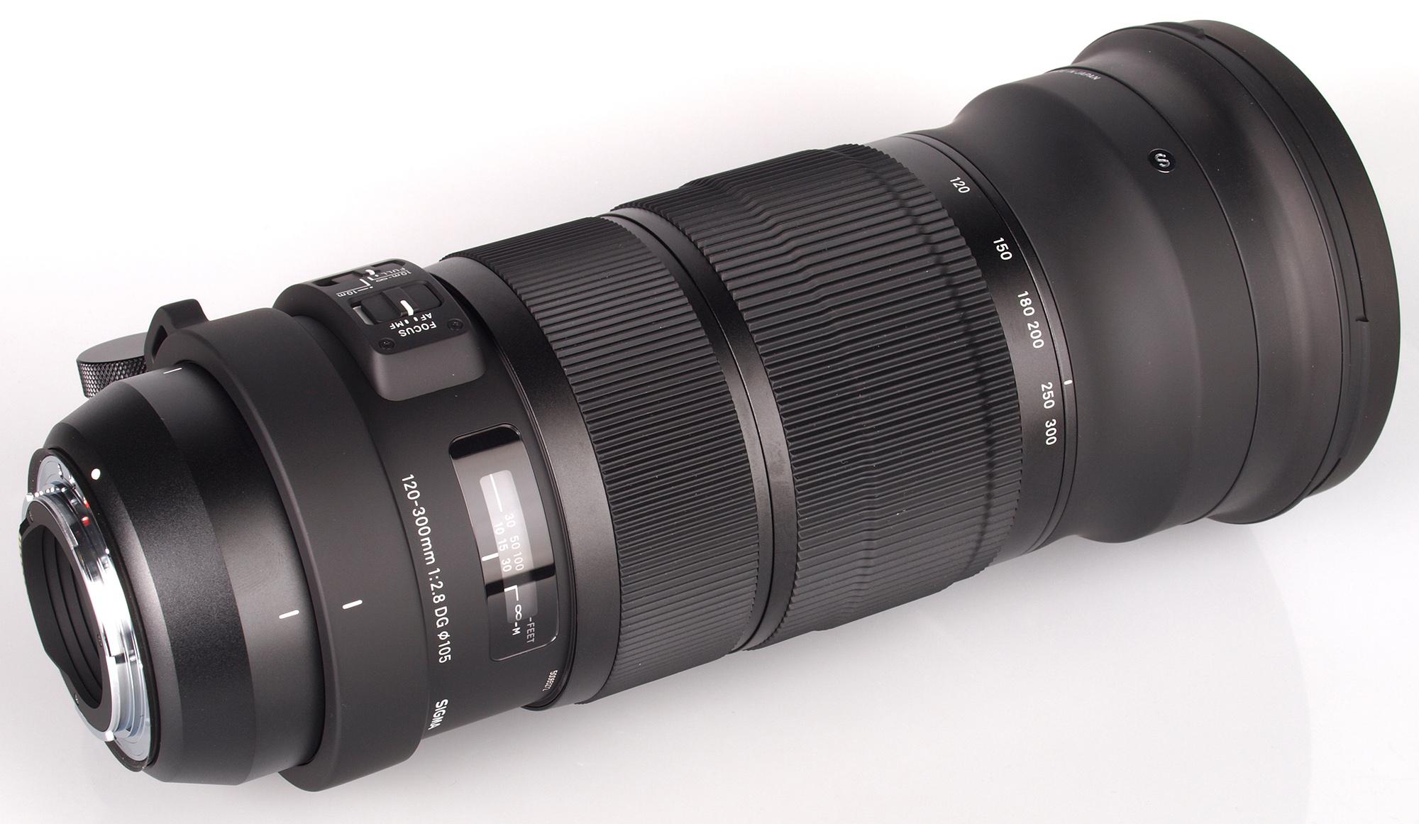 Fullsize Of Sigma 18 300