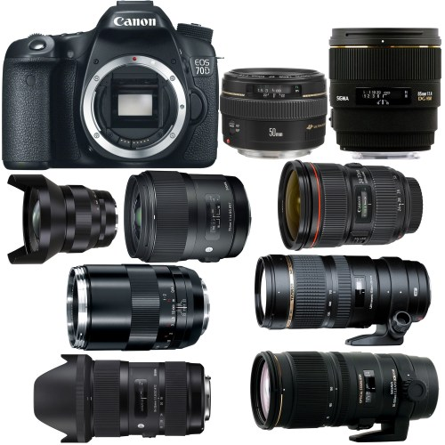 Medium Crop Of Canon 70d Amazon