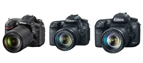 Medium Of Nikon D7200 Vs Canon 70d