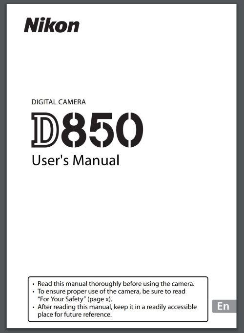 Medium Of Nikon D3400 Manual