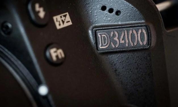 Nikon D3400 review
