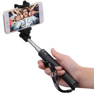 selfie stick camming