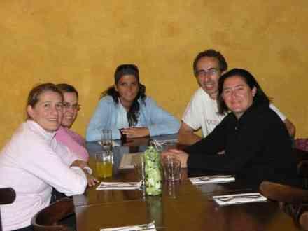Larrasoana 04 Cuca, Alfonso and girls