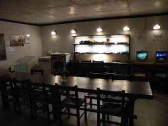 Roncesvalles 03 albergue 03 basement
