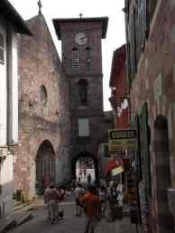 St. Jean PP 13 leaving gate