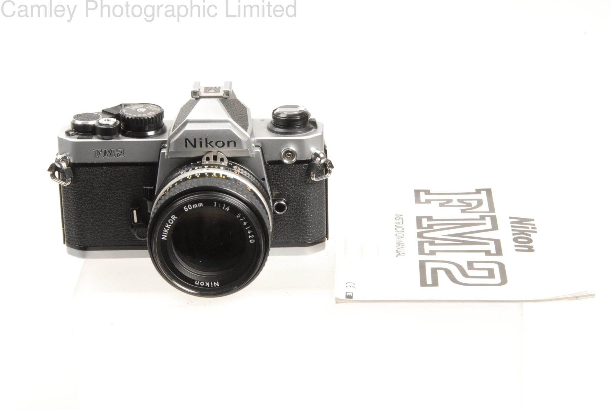 Modern Sale Nikon Fm2n 35mm Slr Camera Body W 1 35mm Dslr Camera Digital 35mm Slr Camera dpreview 35mm Slr Camera